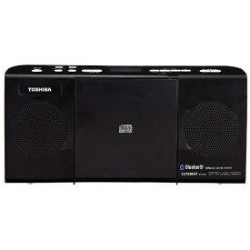東芝 TOSHIBA TY-CW26 CDラジオ ブラック [Bluetooth対応 /ワイドFM対応][TYCW26]