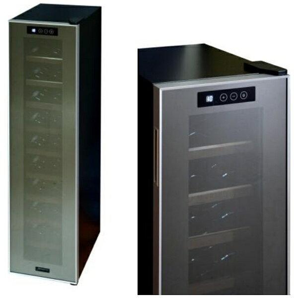 【標準設置費込み】 デバイスタイル ワインセラー (18本) CE-18W[CE18W]