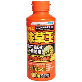 フマキラー FUMAKILLA カダン オールキラー粒剤 400g 〔除草剤〕