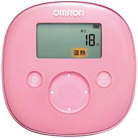 オムロン OMRON 充電式温熱低周波治療器 HV-F320-PK ピンク[HVF320PK]
