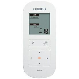 オムロン OMRON 充電式温熱低周波治療器 HV-F311-W ホワイト[HVF311]