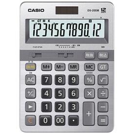 カシオ CASIO 本格実務電卓 (12桁) DS-20DB-N[DS20DBN]