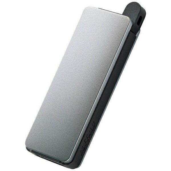 BUFFALO USB3.0メモリ RUF3-PNシリーズ (32GB・シルバー) RUF3-PN32G-SV