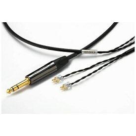 ORB オーブ リケーブル Clear force Fit Ear(Fit Ear用端子⇔6.3mmステレオ標準端子) CF-FITEAR6.3 1.2mコード
