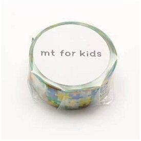 カモ井加工紙 KAMOI mtマスキングテープ for kids ジグソーパズル MT01KID027