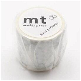カモ井加工紙 KAMOI mtマスキングテープ ×ミナペルホネン tambourine grande・silver MTMINA31