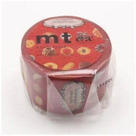 カモ井加工紙 KAMOI mtマスキングテープ ex 焼き菓子 MTEX1P117
