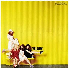 ソニーミュージックマーケティング SCANDAL/YELLOW 通常盤 【CD】