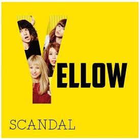 ソニーミュージックマーケティング SCANDAL/YELLOW 初回生産限定盤 【CD】