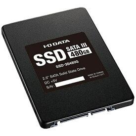 I-O DATA アイ・オー・データ SSD-3S480G 内蔵SSD SSD-3Sシリーズ [2.5インチ /480GB]