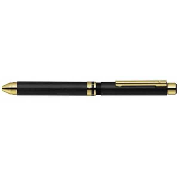 ゼブラ ZEBRA [多機能ペン] シャーボ X TS10 ブラックゴールド SB21-C-BKG