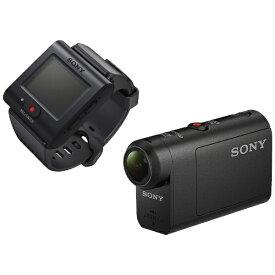 ソニー SONY HDR-AS50R アクションカメラ ライブビューリモコンキット [フルハイビジョン対応 /防水+防塵+耐衝撃 /電子式(アクティブイメージエリア方式、アクティブモード搭載)][HDRAS50R]