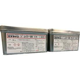 積水フーラー SEKISUI FULLER 積水 水中硬化型充填目地材エスダインジョイナーW冬用10kgセット