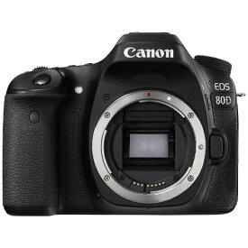 キヤノン CANON EOS 80D デジタル一眼レフカメラ [ボディ単体][EOS80D]