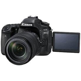 キヤノン CANON EOS 80D【EF-S 18-135 IS USM レンズキット】/デジタル一眼レフカメラ[EOS80D18135ISUSMLK]