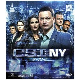 ソニーピクチャーズエンタテインメント Sony Pictures Entertainment CSI:NY コンパクト DVD-BOX シーズン2 【DVD】