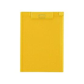リヒトラブ LIHIT LAB. [クリップボード] クリップボード (色:黄、規格:A4タテ型(E型)) A-977U-5[A977U5キ]