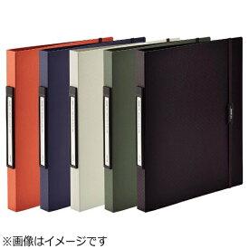 リヒトラブ LIHIT LAB. [ファイル] SMART FIT リングファイル<ツイストリング> (色:オレンジ、規格:A4タテ型(S型) 2穴) F-7540-4