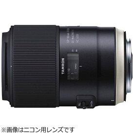 タムロン TAMRON カメラレンズ SP 90mm F/2.8 Di MACRO 1:1 VC USD ブラック F017 [キヤノンEF /単焦点レンズ][F017E]