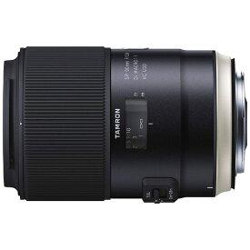 タムロン TAMRON カメラレンズ SP 90mm F/2.8 Di MACRO 1:1 VC USD ブラック F017 [ニコンF /単焦点レンズ][F017N]