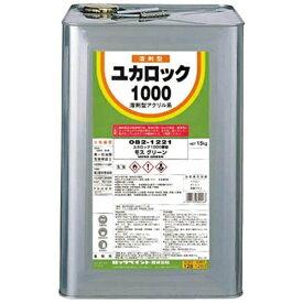 ロックペイント ROCK PAINT ロック ユカロック#1000 白 15kg