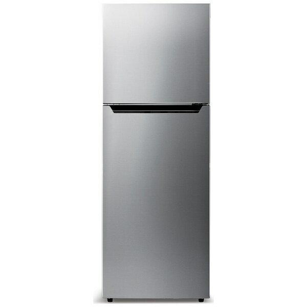 ハイセンス Hisense 【5%OFFクーポン配布中! 2/20 23:59まで】HR-B2301 冷蔵庫 シルバー [2ドア /右開きタイプ /227L][HRB2301]