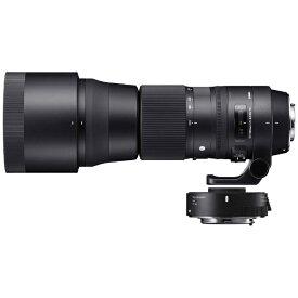 シグマ SIGMA カメラレンズ 150-600mm F5-6.3 DG OS HSM Contemporary テレコンバーターキット【キヤノンEFマウント】[150600C+TC1401KIT]
