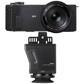 シグマ SIGMA dp3 コンパクトデジタルカメラ dp3 Quattro[DP3QUATTROLCDVIEWFIN]
