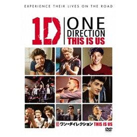 ソニーピクチャーズエンタテインメント Sony Pictures Entertainment ワン・ダイレクション THIS IS US 【DVD】