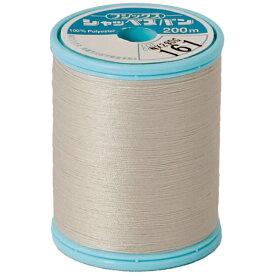 フジックス FUJIX シャッペスパンミシン糸 [60番 /200m] 60-200M-161 グレー