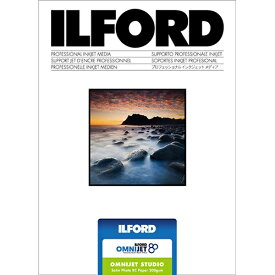 イルフォード ILFORD イルフォード スタジオ サテン 200g (2Lサイズ・100枚)[432239イルフォードスタジオサテ]【wtcomo】
