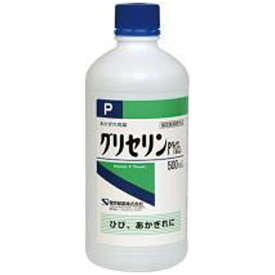 グリセリンP (500ml)【代引きの場合】大型商品と同一注文不可・最短日配送健栄製薬 KENEI Pharmaceutical