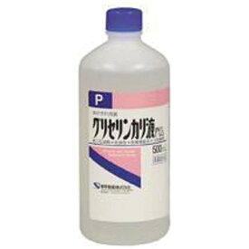 グリセリンカリ液 ベルツ水 (500ml)【代引きの場合】大型商品と同一注文不可・最短日配送健栄製薬 KENEI Pharmaceutical
