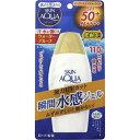 ロート製薬 ROHTO SKIN AQUA(スキンアクア)スーパーモイスチャージェル(110g)[日焼け止め]