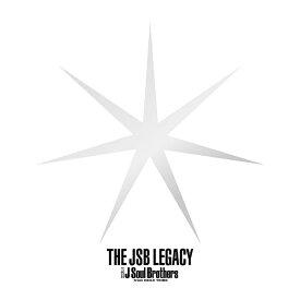 エイベックス・エンタテインメント Avex Entertainment 三代目 J Soul Brothers from EXILE TRIBE/THE JSB LEGACY 初回生産限定盤(CD+2DVD) 【CD】