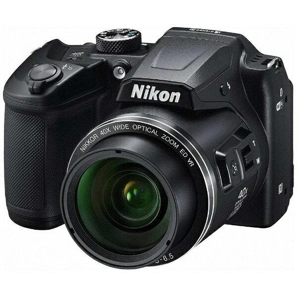 【送料無料】 ニコン B500 コンパクトデジタルカメラ COOLPIX(クールピクス) ブラック