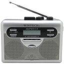 KOHKA 【ワイドFM対応】ポータブルカセットレコーダー(ラジオ付) PCT-11R[PCT11R]