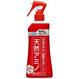 フマキラー FUMAKILLA カダン アミノパワー 天然アミノ 200ml 〔肥料・養土〕