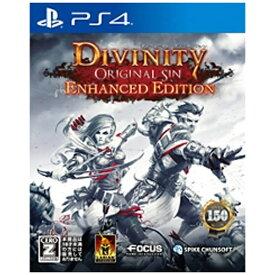 スパイクチュンソフト Spike Chunsoft ディヴィニティ:オリジナル・シン エンハンスド・エディション【PS4ゲームソフト】