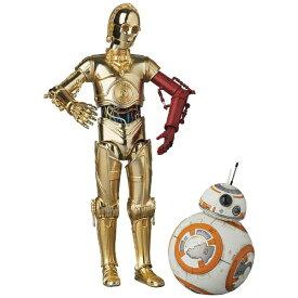 メディコムトイ MEDICOM TOY マフェックス No.029 MAFEX C-3PO & BB-8 【代金引換配送不可】