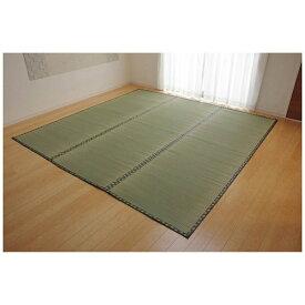 イケヒコ IKEHIKO ラグ い草 双目織「松」(176×176cm/ナチュラル)【日本製】