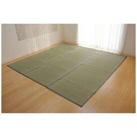 イケヒコ IKEHIKO ラグ い草 糸引織 「柿田川」(176×261cm/ナチュラル)【日本製】