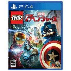 ワーナーブラザースジャパン Warner Bros. LEGO(R)マーベル アベンジャーズ【PS4ゲームソフト】