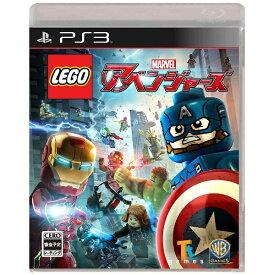ワーナーブラザースジャパン Warner Bros. LEGO(R)マーベル アベンジャーズ【PS3ゲームソフト】