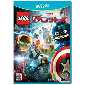 ワーナーブラザースジャパン Warner Bros. LEGO(R)マーベル アベンジャーズ【Wii Uゲームソフト】