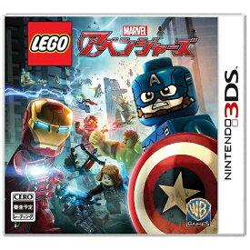 ワーナーブラザースジャパン Warner Bros. LEGO(R)マーベル アベンジャーズ【3DSゲームソフト】