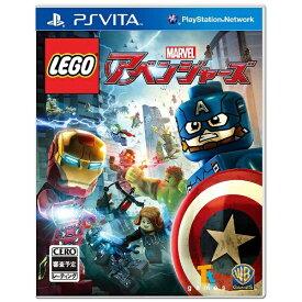 ワーナーブラザースジャパン Warner Bros. LEGO(R)マーベル アベンジャーズ【PS Vitaゲームソフト】
