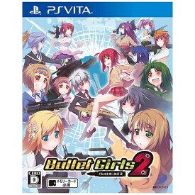 ディースリー・パブリッシャー D3 PUBLISHER バレットガールズ2【PS Vitaゲームソフト】