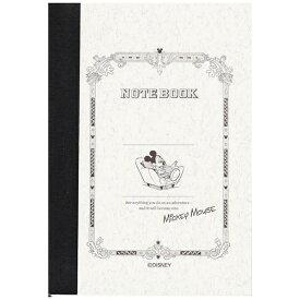 ツバメノート [ノート] ツバメノート 《Disney》 ミッキーマウス (A6判・白無地・15枚) TBM5731
