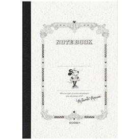 ツバメノート [ノート] ツバメノート 《Disney》 ミニーマウス (A6判・白無地・15枚) TBM5732